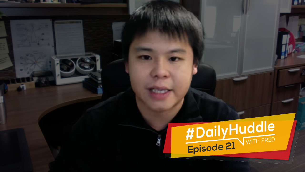 Daily Huddle - Ep 21 | STOP Selling Generic Products In Your Shopify Store