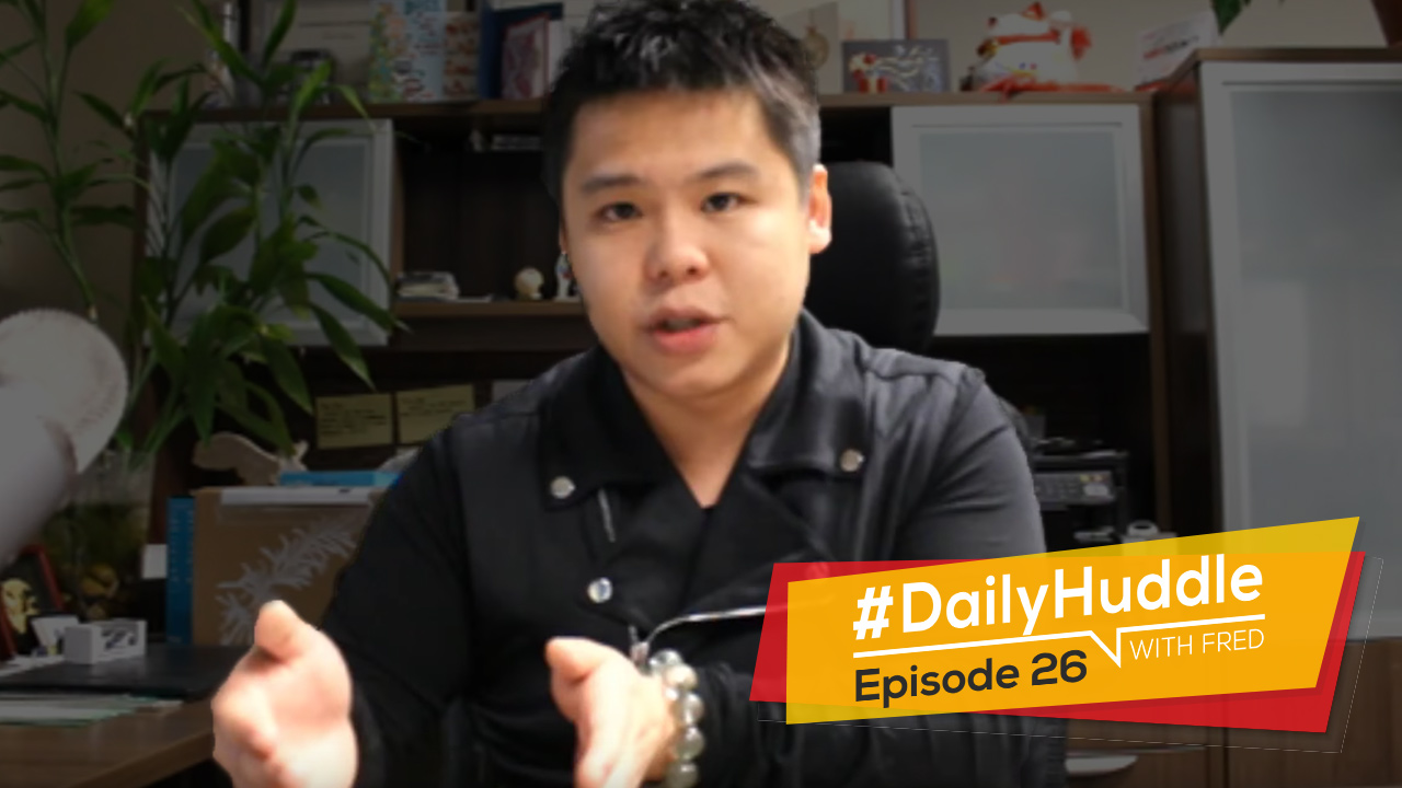 Daily Huddle - Ep 26 | The LTV Goldmine In Shopify eCommerce Stores